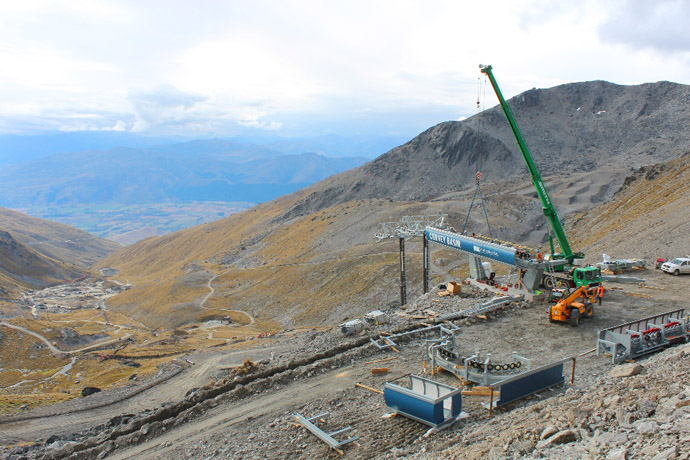 Progress on the Curvey Basin chairlift_media